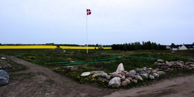 Flagpladsen i VeteranHaven